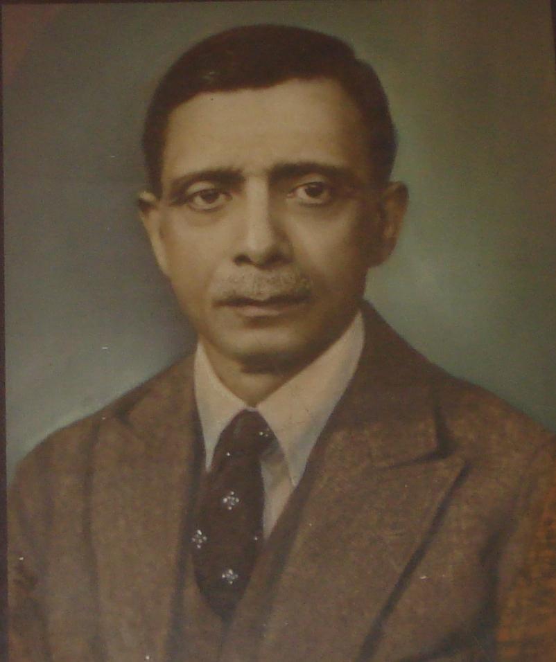 Shri Madhav Gangadharrao Chitnavis